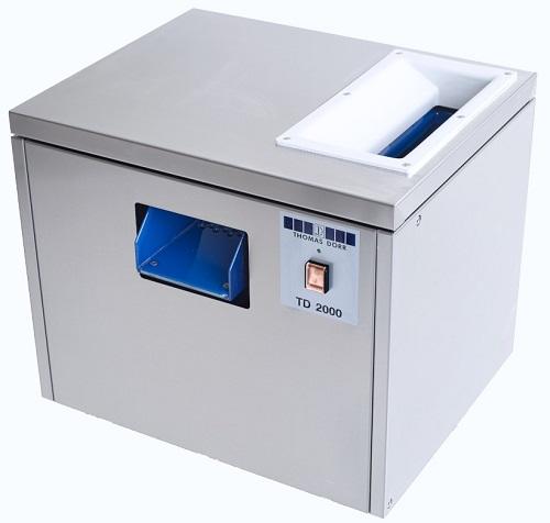 Besteckpoliermaschine-TD2000